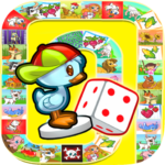 Game of Goose the classic board game revisited MOD Unlimited Money