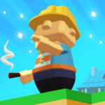Idle Garbage Recycle-City Rebuilder MOD Unlimited Money