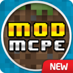 Mods for Minecraft PE by Friday MOD Unlimited Money