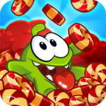 Om Nom Idle Candy Factory MOD Unlimited Money