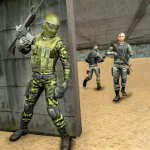 Real Commando Secret Mission Army Shooting Games MOD Unlimited Money