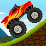 UpHill Racing Game- Shoot To Climb MOD Unlimited Money