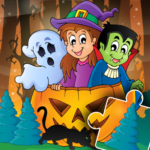 Halloween Puzzle for kids toddlers MOD Unlimited Money